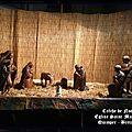 Crêche de noël - eglise saint-matthieu - quimper - finistère