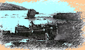 Emigration italienne en Algérie...