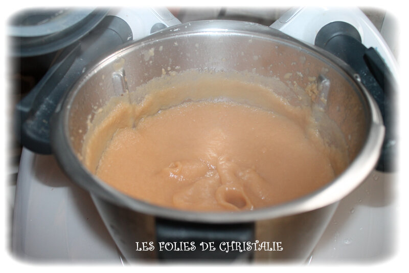 Compote pommes coings 3