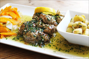 Gite_Lyon_cervelle-agneau-restaurant-bouchon-auberge-du-village-dardilly