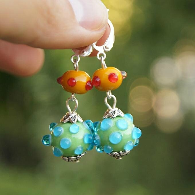Cute-Dangle-Earrings