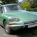 La citroen ds d super