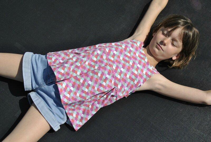 blouse rose 2