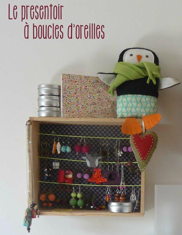 cadeau de no l diy 2 une sardine sur le fil. Black Bedroom Furniture Sets. Home Design Ideas