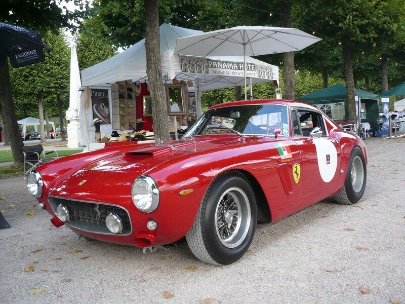 FERRARI 250 GT SWB 1961 Schwetzingen (1)