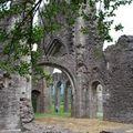ancien prieuré de llanthony les ruines2
