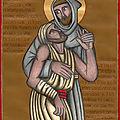 Saint françois et les lépreux