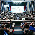 Udt 2013 le 14/09/2013 : conférence de jean-marie le pen