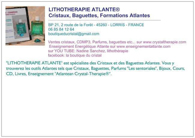 lithotherapie B