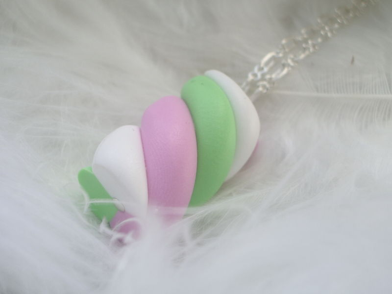Collier gamme