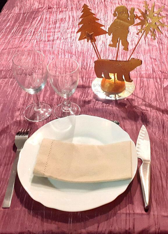 366-Noël et Nouvel an- Déco de table Noël (55)