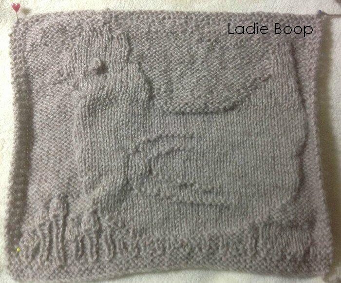 Poule Ladie Boop