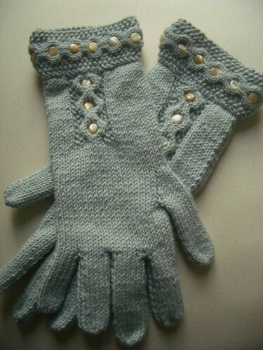 Spencer Gloves