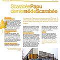 Scarabée biocoop rue papu - rennes - article