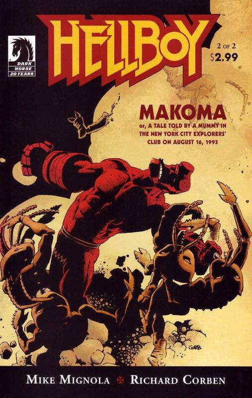 dark horse hellboy makoma 02