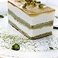 Cheese cake green