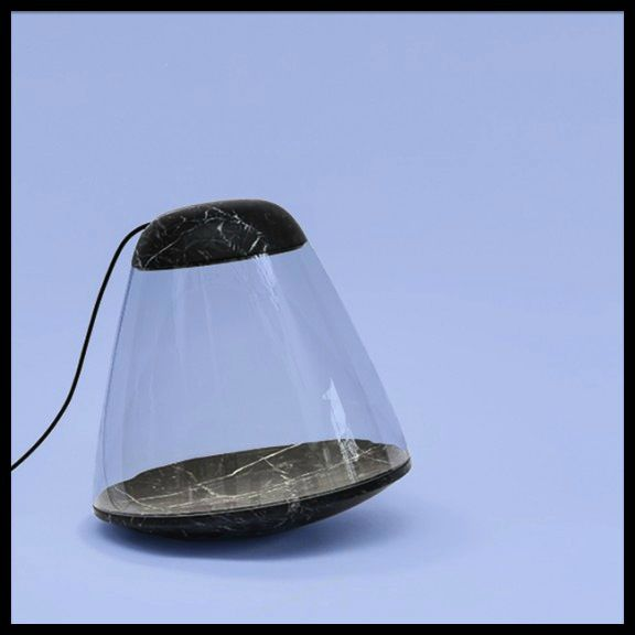 la chance lampe apollo noir