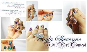 Nail Art Contest Kayla Shevonne