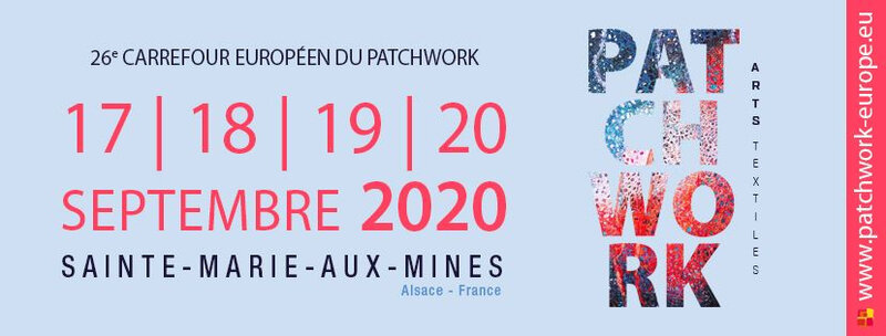 carrefour europeen du patchwork 2020