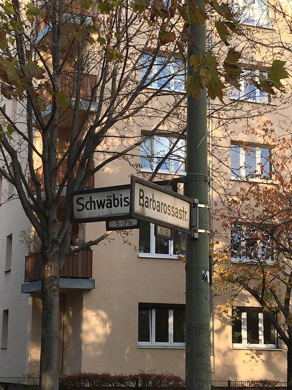 Schwäbischestrasse