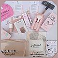 Mylittlebox : ma #nofilterbox ( version 2 ) , est arrivée 💕