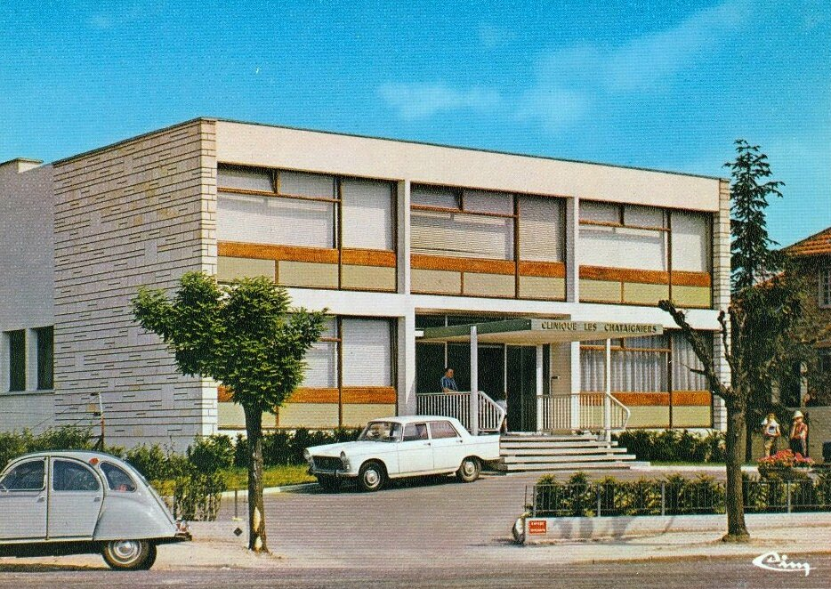 Villeparisis (Seine-et-Marne), la clinique des Châtaigniers