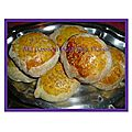 Bun's jambon champignon curry