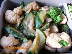 zuchini_cauliflower_french_bento