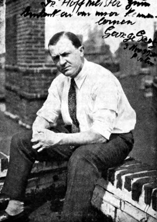 george ghosz portrait