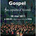 Concert gospel à villé