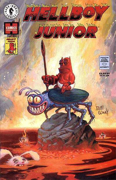 dark horse hellboy junior 01