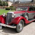 Horch 830 cabriolet 1933