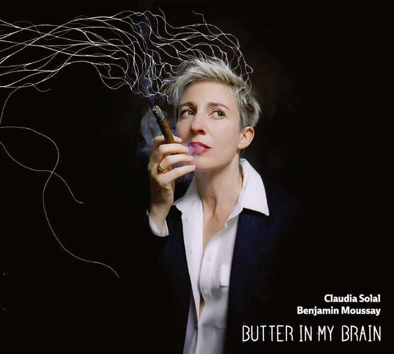 Butter cd cover_