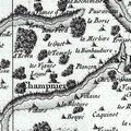 1806 - champniers (86-vienne) : événement météorologique