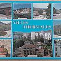 Villes thermales