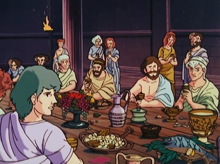 Canalblog Japon Anime Ulysse 31 Episode23 Ulysse Rencontre Ulysse10