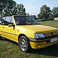 PEUGEOT Cabriolet 205 1994 Madine (1)