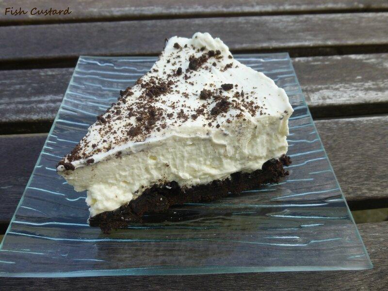 Cheesecake aux Oreos (11)