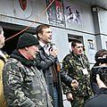 Le député de dniepopetrovsk oleg tsarev retire sa candidature à l'élection présidentielle et appelle à son boycott
