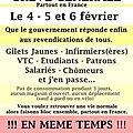 Toulouse, en jaune et en grève ?