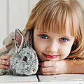 Griffonnade 368 : animal et enfant