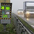 Le vandalisme des radars par les gilets jaunes coûte cher en vies humaines