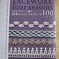 Lacework four seasons (asahi original)