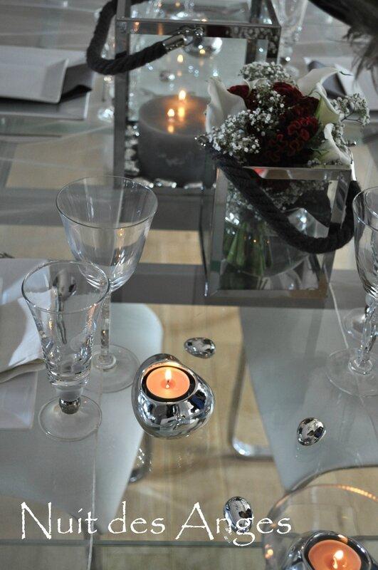 Nuit des anges décoratrice de mariage décoration de table design 018