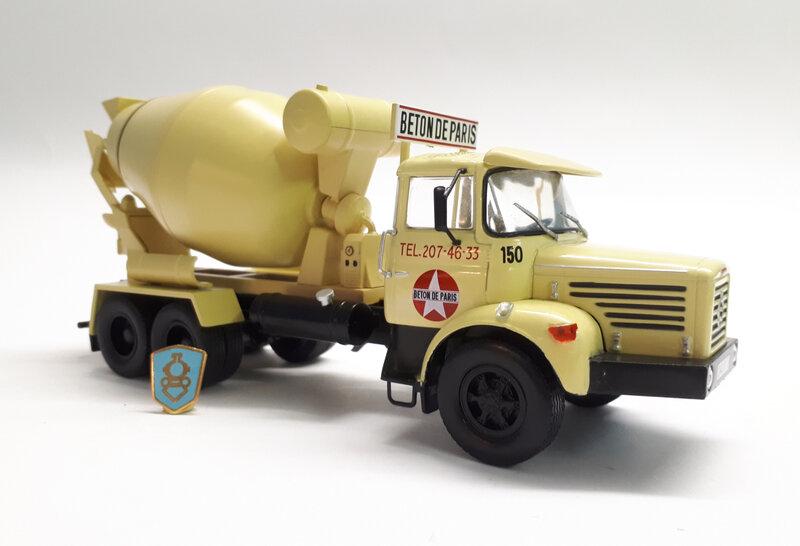 #5-Berliet PMH 6x4 malaxeur