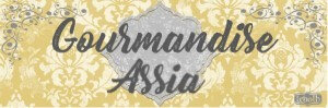 Logo Gourmandise Assia