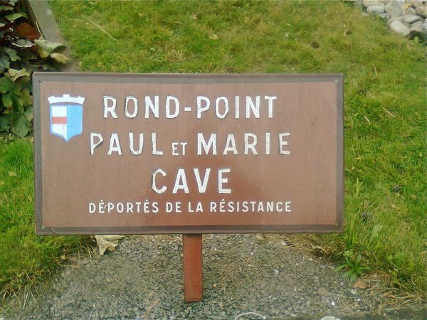 rond-point Cave 2