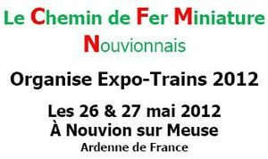 Expo trains 2012