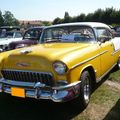 CHEVROLET Bel Air 1955 Saverne (1)