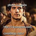 Henry Cavill - acteur, britannique usurpé